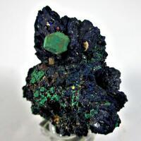 Malachite Psm Cuprite On Azurite