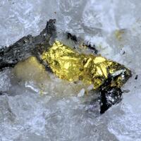 Gold & Aikinite