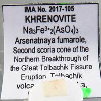 Khrenovite
