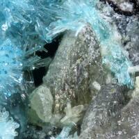 Scotlandite & Caledonite