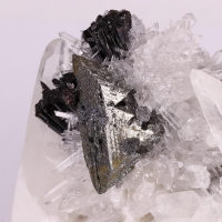 Tetrahedrite & Hübnerite