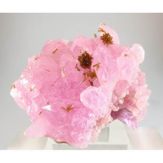 Rose Quartz & Eosphorite